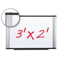 3M Melamine Dry Erase Board 24
