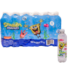 SpongeBob SquarePants Purified Water 169 Oz