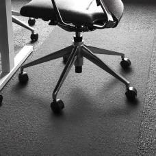 Cleartex XXL Rectangular Floor Protection Chairmat