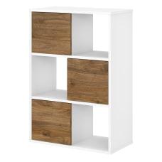 Bush Business Furniture Jamestown 6 Cube