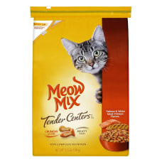 Meow Mix Tender Centers Salmon And