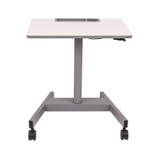 Luxor Pneumatic Adjustable SitStand Student Desk