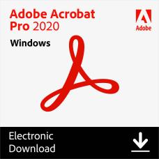 Adobe Acrobat Pro 2020 Windows