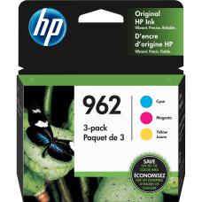 HP 962 CMY Original Ink Combo