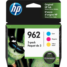 HP 962 Original Ink Cartridge Cyan