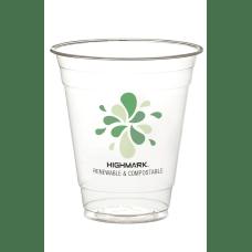 Highmark Compostable Plastic Cups 12 Oz