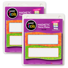 Dowling Magnets Magnetic Name Plates 5