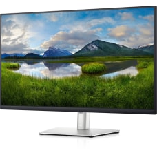 Dell P3221D 315 LCD Monitor Black