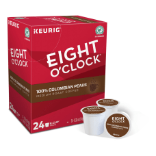 Eight OClock Colombian Coffee Single Serve