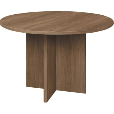 HON Foundation Round Conference Table Pinnacle