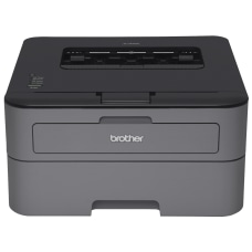 Brother HL L2320D Monochrome Black And