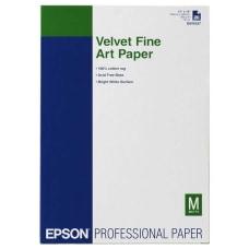 Epson Velvet Fine Art Paper 13