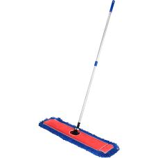 Alpine Microfiber Floor DustDry Mop Set