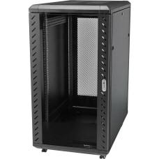 StarTechcom 18U Server Rack Cabinet Includes