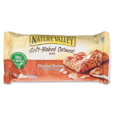 Nature Valley Soft Baked Peanut Butter