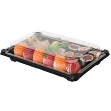 Eco Products Large PLA Sushi Containers
