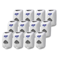 PURELL TFX Touch free Sanitizer Dispenser
