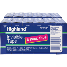 Highland 34 W Matte finish Invisible