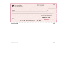 Custom Laser Multipurpose Voucher Checks With