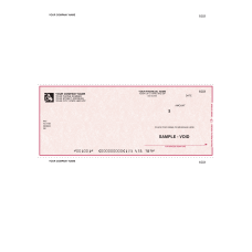 Custom Laser Multipurpose Voucher Checks For
