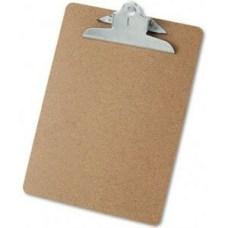 Universal Hardboard Clipboard 125 Capacity 85