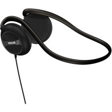 Maxell Stereo Neckbands Stereo Black Mini