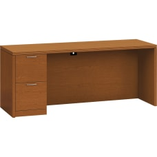 HON Valido Left Pedestal Desk 66