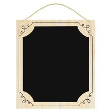 Amscan Large Chalkboard Signs 15 34