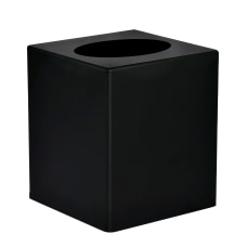 Alpine Acrylic Tissue Box Container 6