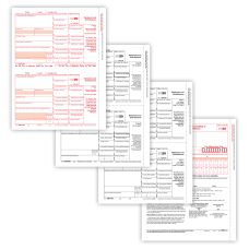 ComplyRight 1099 DIV Tax Forms Set