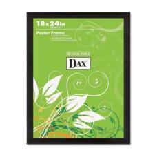 DAX Ebony Wood Poster Frame Holds