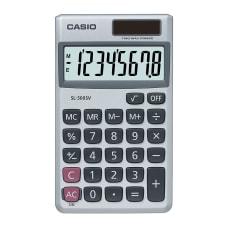 Casio SL 300SV Handheld Display Calculator