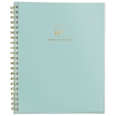 Cambridge WorkStyle WeeklyMonthly Planner Letter Size
