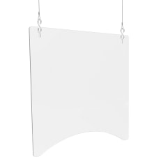 Deflect O Polycarbonate Hanging Barriers 24