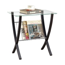 Monarch Specialties Shelby Accent Table 24