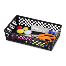 OIC Plastic Supply Baskets Large Size