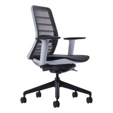 Koplus Tonique Mesh Task Chair BlackWhite