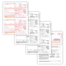 ComplyRight 1099 MISC Tax Forms 4
