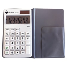 Datexx DH 250 Handheld Calculator
