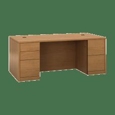 HON 10500 H105890 Pedestal Desk 72