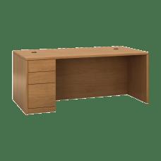 HON 10500 H105896L Pedestal Desk 3