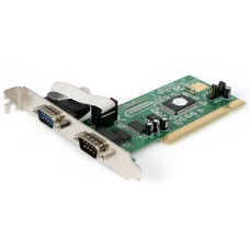 StarTechcom Serial adapter card PCI serial