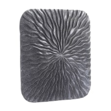 Zuo Modern Square Wave Plaque Small