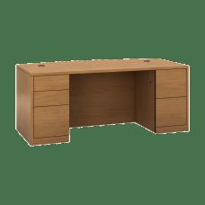 HON 10500 H105899 Pedestal Desk 5
