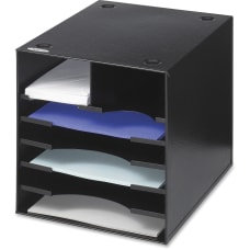Safco Steel Desktop Sorter 7 Compartments