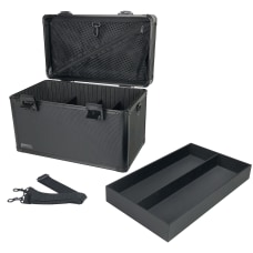 IdeaStream Metal Divided Storage Box 9