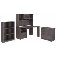Bush Furniture Cabot 60 W Corner