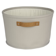 Realspace Medium Canvas Storage Bin Medium
