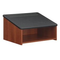 Safco Tabletop Lectern Cherry