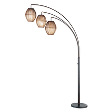 Adesso Maui Arc Floor Lamp 84